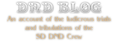 Dungeons & Dragons Blog